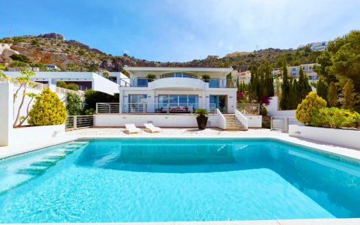 "High class Villa ""Picasso"" in Altea Hills!!!"