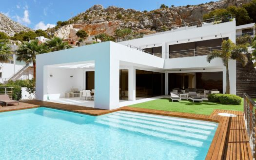 Awesome luxury Villa Van Gogh in Altea Hills!!!