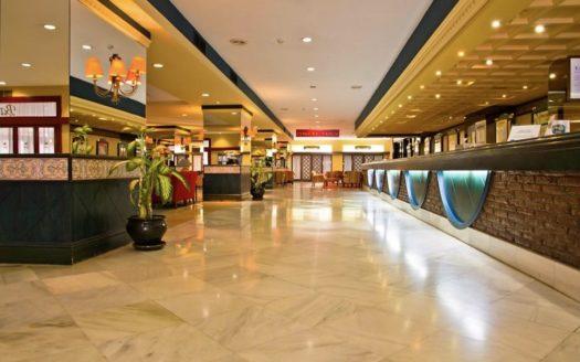 Bonito Hotel en la 1ra linea del mar!