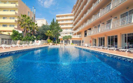 Profitable 3 * Hotel in Mallorca!