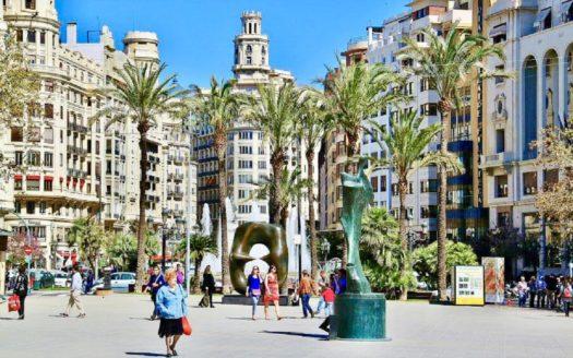 New 4 * Boutique Hotel in the central square of Valencia!