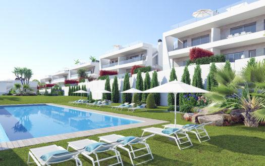 Новые, роскошные Апартаменты класса люкс в Бенидорме!