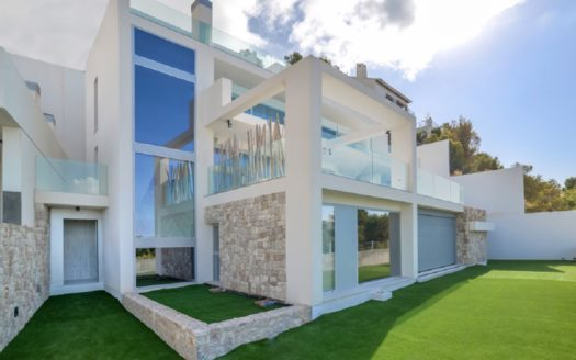 Luxury contemporary-style Residence in Altea!!!