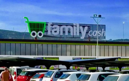 """Family Cash"" Hypermarket in Valencia!!!"