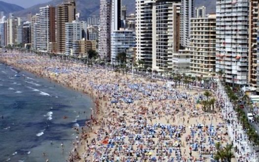 New 3 * Hotel in the center of Benidorm!