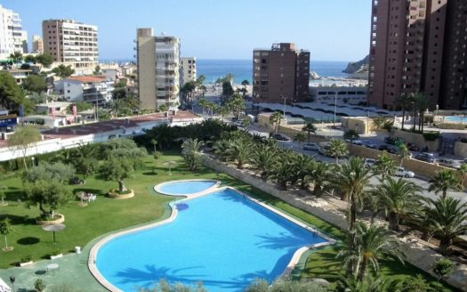 New apartments in Benidorm at a super-price!