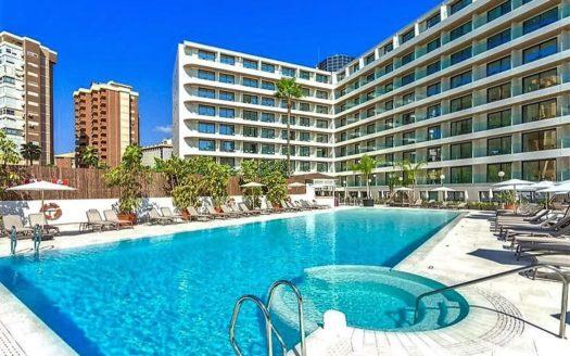 Hotel 3 * en Costa Blanca área!