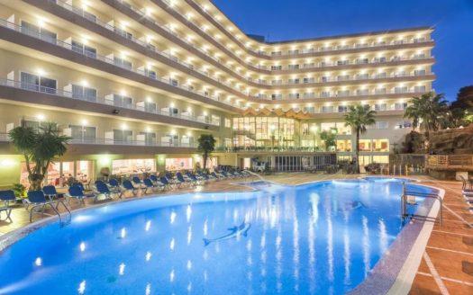 Великолепный Отель 4* на первой линии моря на Коста дель Соль!