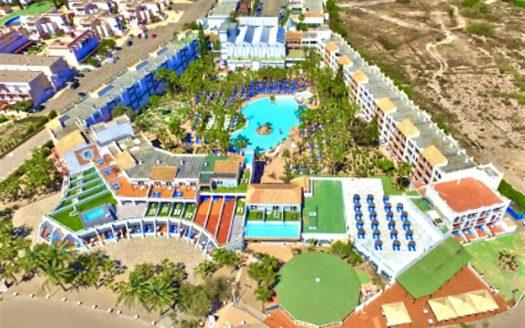Роскошный Отель 4* на первой линии моря в Андалусии!