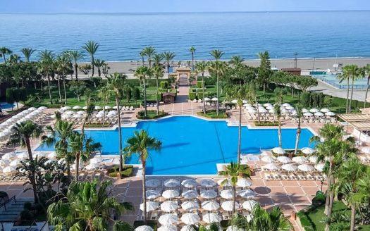 Уникальный Отель 4* на первой линии моря побережья Коста дель Соль!
