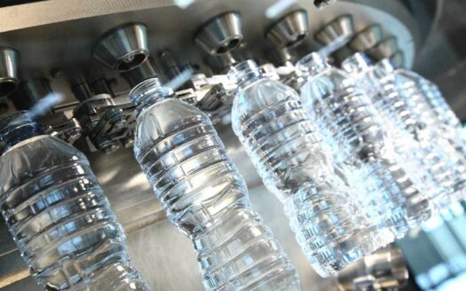 Factory to produce mineral water in Aragon, Spain!