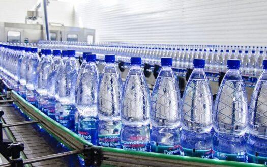 Fábrica productora de agua potable en las montañas de los Pirineos, España!