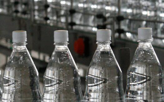 Fábrica para la producción de agua potable cerca de Madrid!