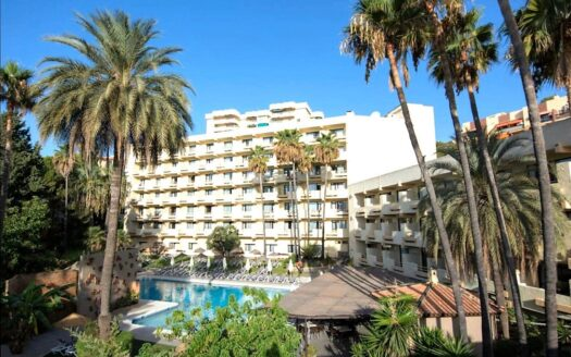 Two beautiful Hotels 3* and 4* located by the sea in Malaga!