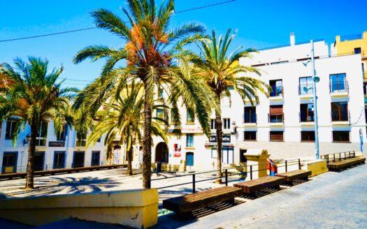 Рентабельный бизнес: 11 апартаментов в НОВОМ здании в центре Аликанте!
