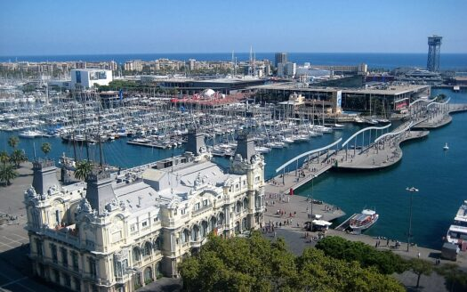 3*Hotel with 56 rooms in Barcelona city center!