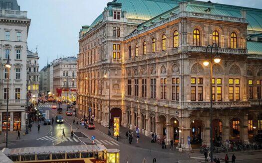 Легендарный Ресторан в самом центре Вены!