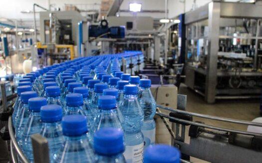 Фабрика по производству минеральной воды в Испании!