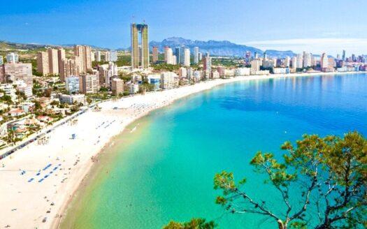 Строящийся Отель 4* на самом берегу моря в Испании!