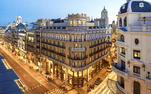 Лот из двух Отелей 3* и 4* в центре Барселоны!