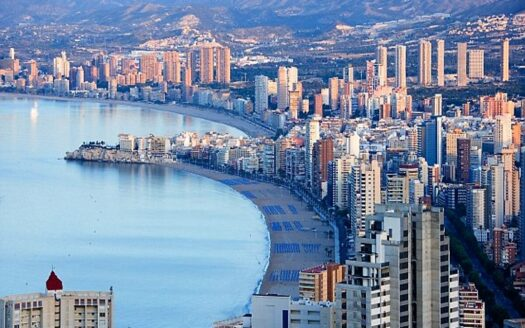 New Apart-Hotel near the beach in Benidorm!
