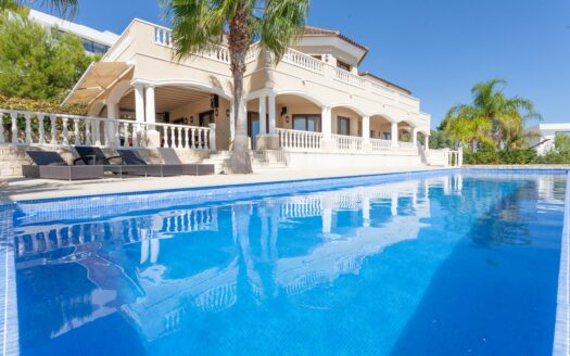 Fantastic Villa with unforgettable panoramic view of the sea!