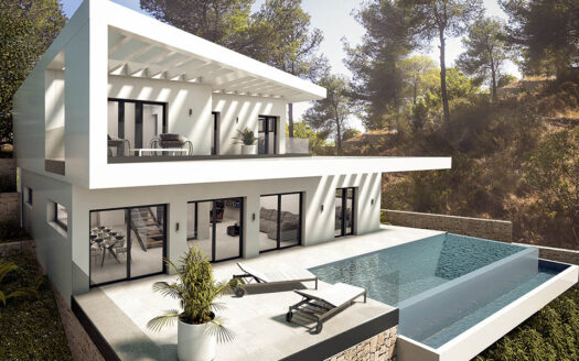 NEW beautiful Villa located in a privileged place - Altea Hills!