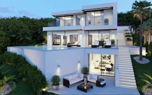 Unique NEW Villa in a luxurious location!