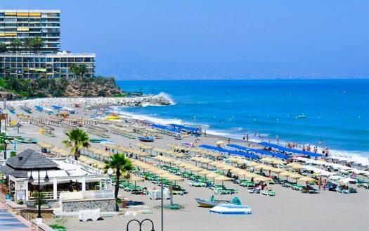 Hotel 3* on the 1st sea line on the Costa del Sol!